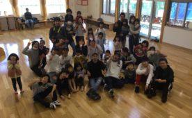 第2回ダンスワークショップ楽しく開催!